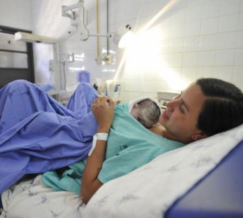 OMS divulga recomendações de boas práticas para o parto normal