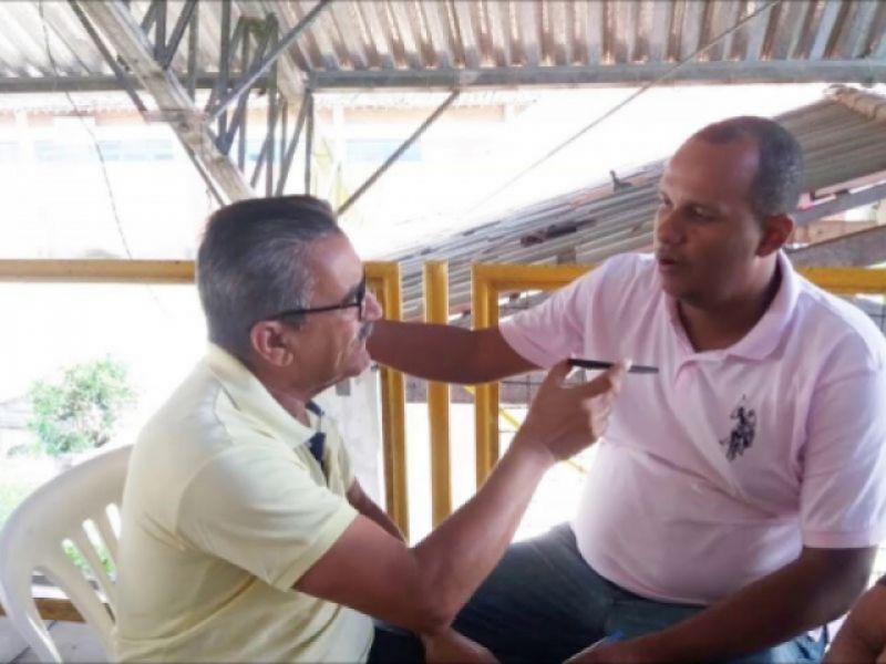Farley Matias entrega o cargo de Coordenador de Esportes em Penedo
