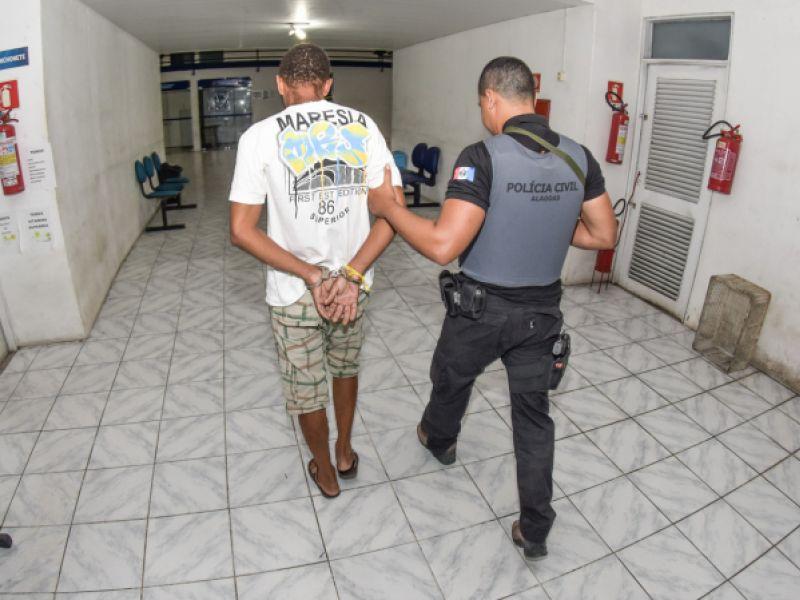 Operação prende suspeitos de crimes na Capital e região Metropolitana