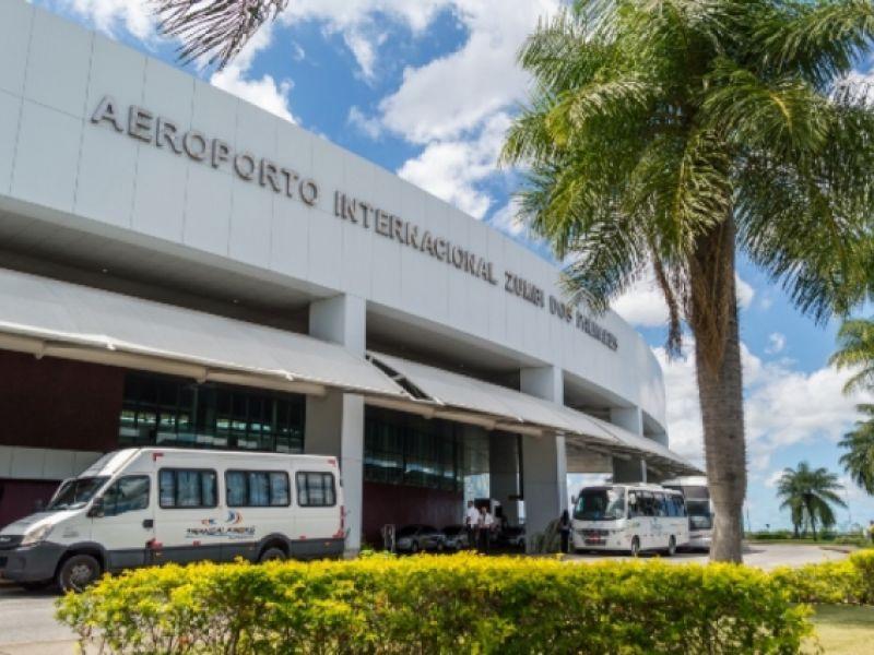 Câmara analisa projeto que suspende privatização do aeroporto Zumbi dos Palmares
