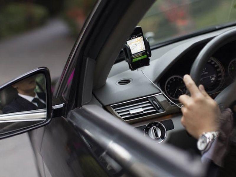 Motoristas de Uber em SP agora precisam tirar licença Conduapp