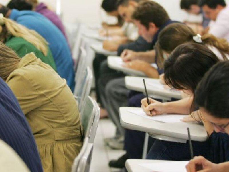 Estado divulga locais de realização das provas do concurso da Educação