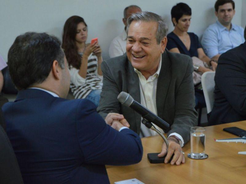 Ronaldo Lessa anuncia que vai ser coordenador político da campanha de Renan Filho