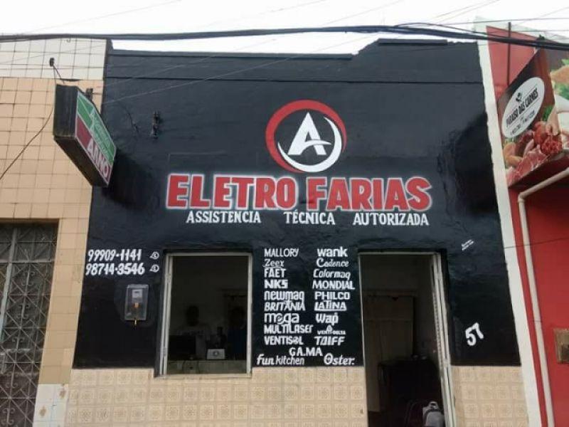 Eletro Farias: assistência técnica autorizada das melhores marcas agora em Penedo