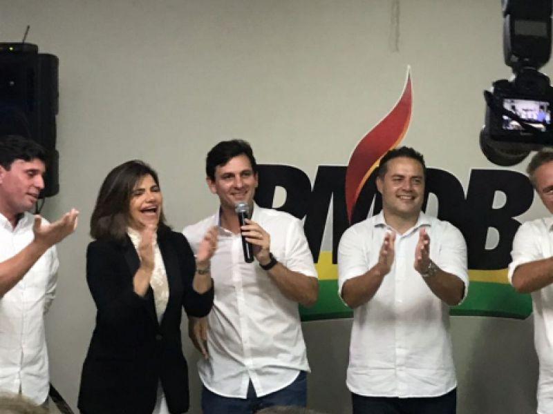 Marcelo Beltrão desembarca no MDB para reforçar time de pré-candidatos em 2018