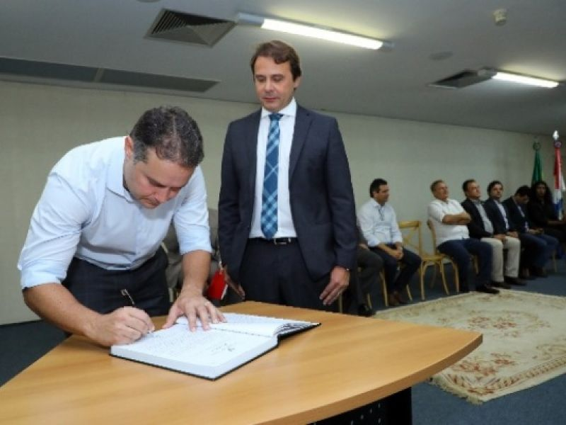 Indicado por Maurício Quintella assume secretaria de infraestrutura estadual