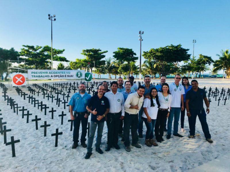 Auditores-fiscais do Trabalho intensificam campanha Abril Verde em Alagoas