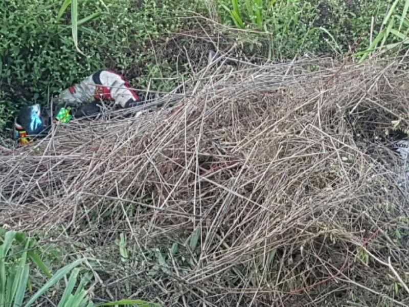 Motociclista que desapareceu após participar de evento em Penedo é encontrado morto
