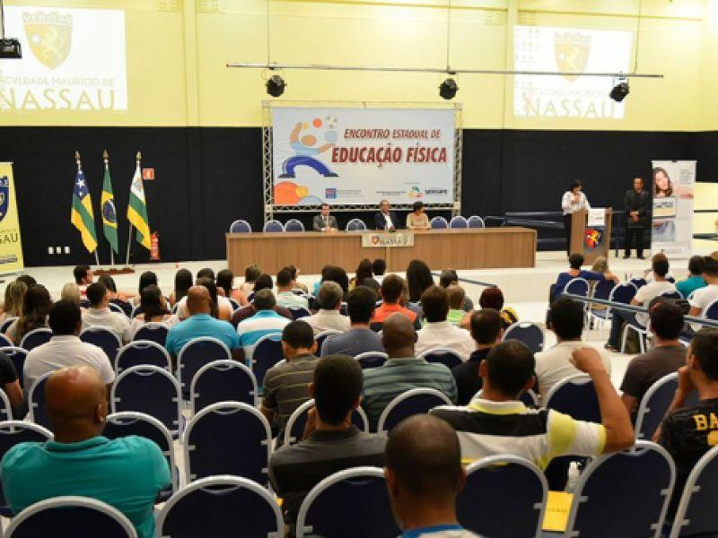 Segunda etapa do XIX Encontro Estadual de Educação Física acontece neste final de semana