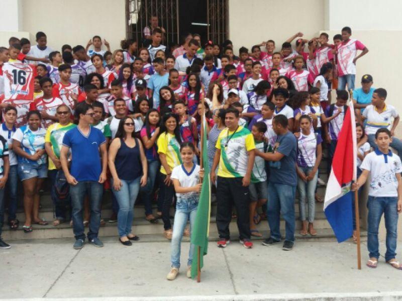 Escola Gabino Besouro: Quando o esporte une, integra, emociona e disciplina!