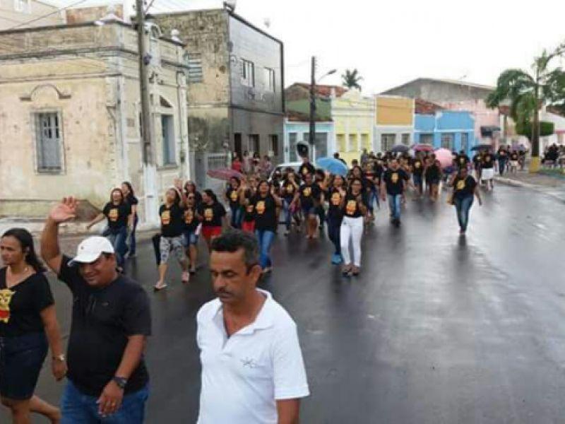 Professores de Porto Real do Colégio reivindicam 60% dos precatórios do FUNDEF