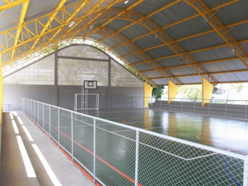 Governo do Estado inaugura obras em escolas de Penedo e Igreja Nova