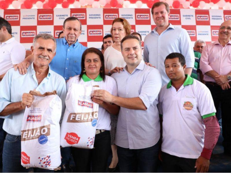 Governo de Alagoas inaugura escola e realiza diversas ações em Igreja Nova