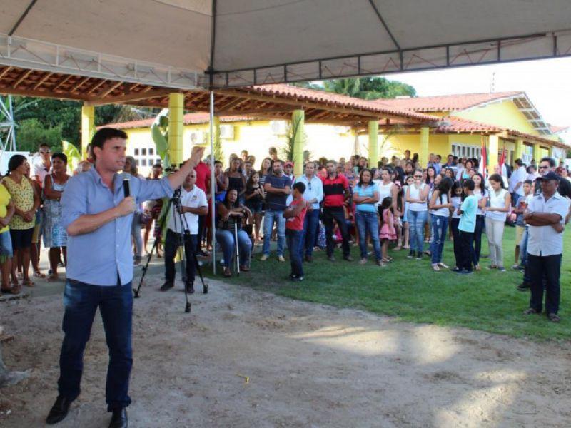 Prefeito Marcius Beltrão anuncia pagamento da folha salarial de maio para o próximo dia 30