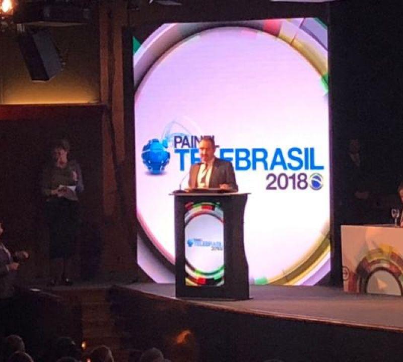 Agência Nacional do Cinema participa do Painel Telebrasil 2018