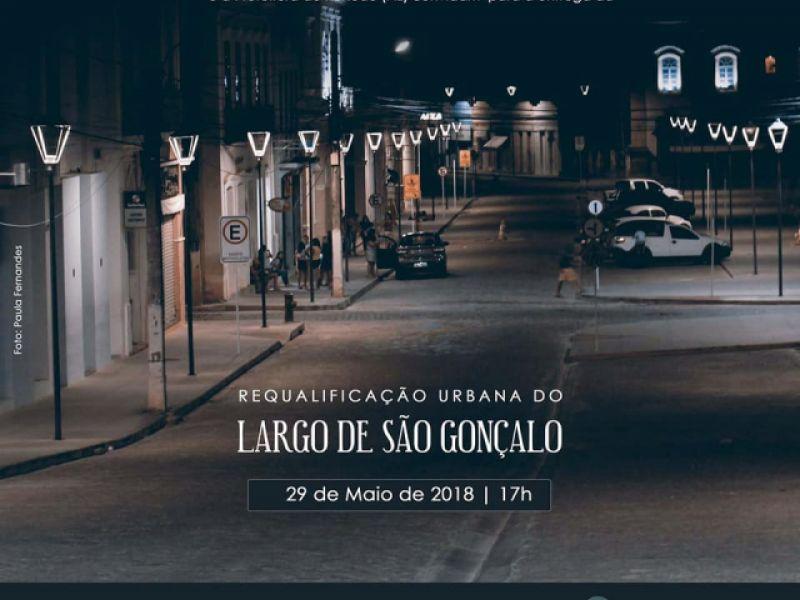 Após a inauguração, Marcelo Magalhães e Forrozão das Antigas se apresentarão