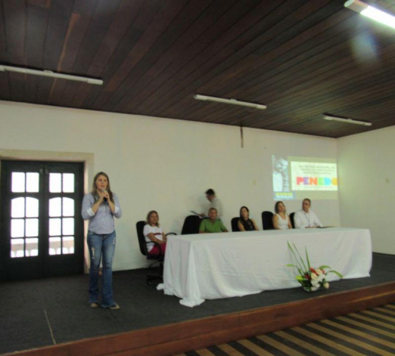 Semthas realiza lançamento do programa Acessuas Trabalho, na Casa de Aposentadoria