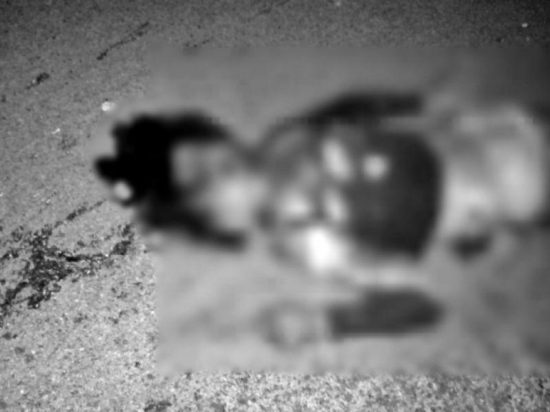 Após colidir motocicleta com animal solto na pista, homem morre atropelado em Penedo