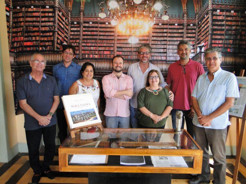 Museu e Centro de Referência são debatidos entre representantes da Casa do Penedo e do Iphan