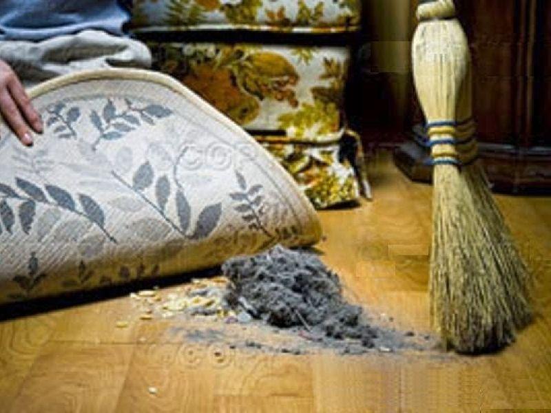 Piaçabuçu limpa a casa e joga o lixo no quintal do vizinho em Sergipe