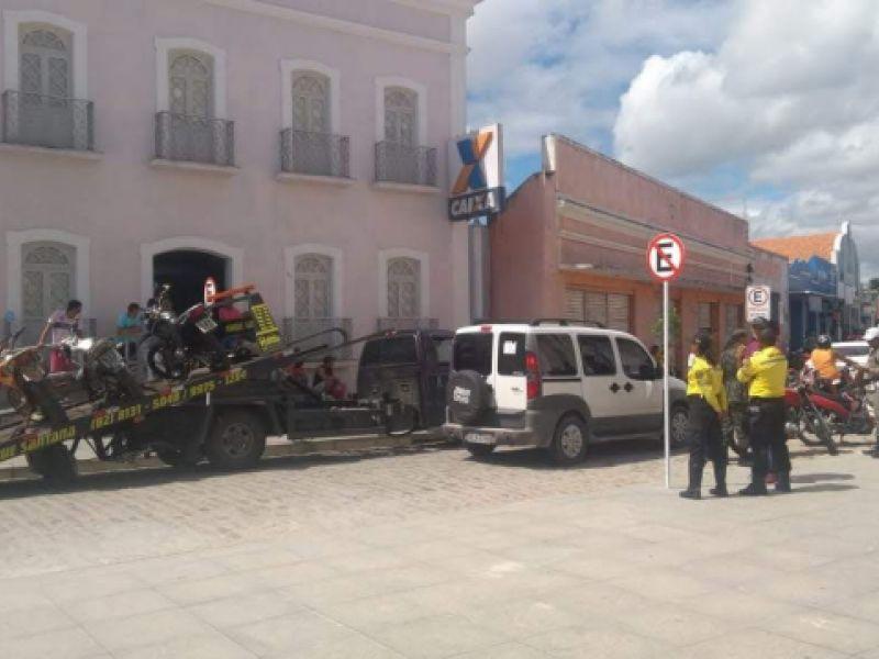 Enquete: Internautas apoiam que infratores sejam multados e veículos guinchados em Penedo