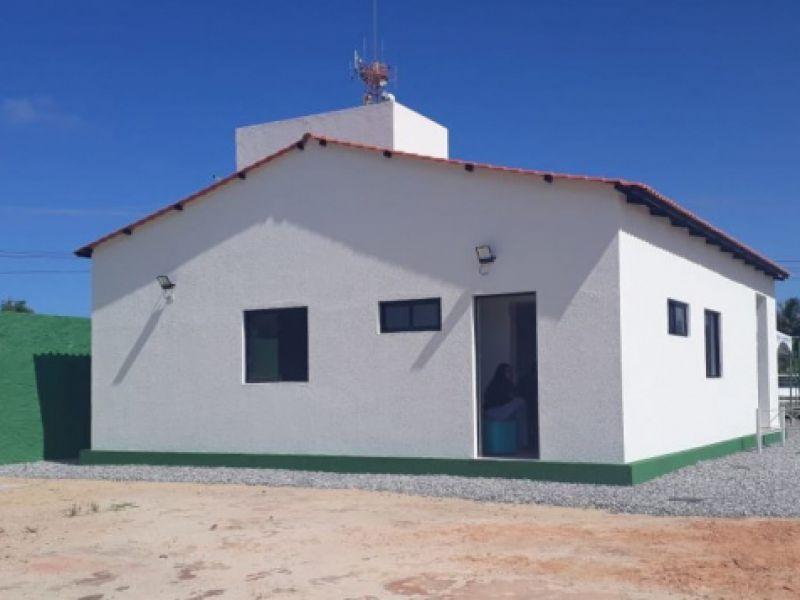 IMA constrói e cede prédio para a base aquática do Batalhão de Polícia Ambiental