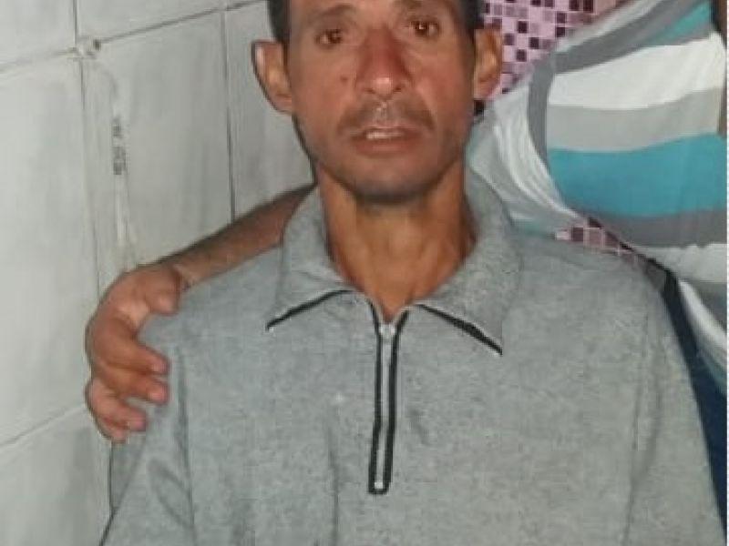 Homem que estava desaparecido é encontrado no Centro de Penedo