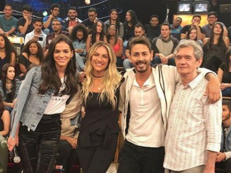Carlinhos Maia é um dos convidados do programa Altas Horas deste sábado (28)