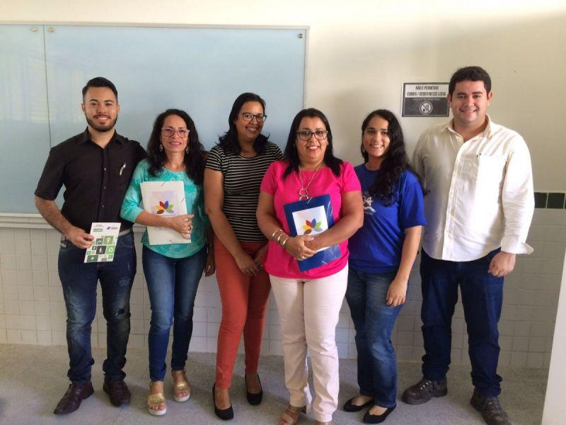 Funcionários públicos de Penedo participam da 2ֺª etapa da capacitação regional de resíduos sólidos em Coruripe