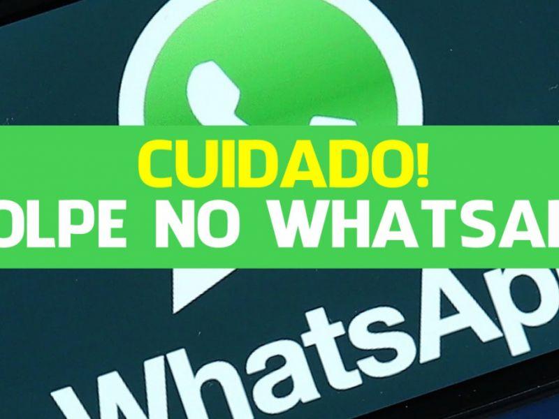 Novo golpe no WhatsApp promete refeições grátis no McDonald's