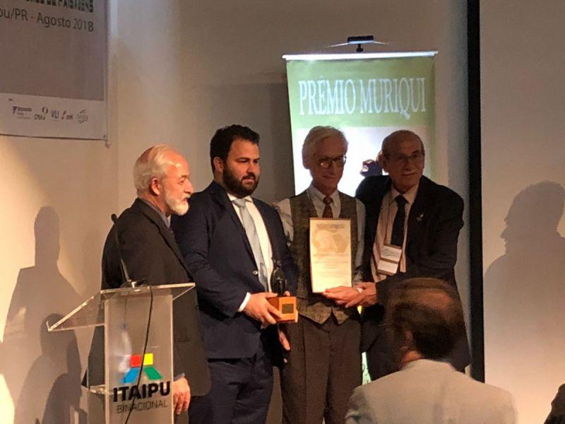 Instituto do Meio Ambiente de Alagoas recebe um dos mais importantes prêmios do Brasil