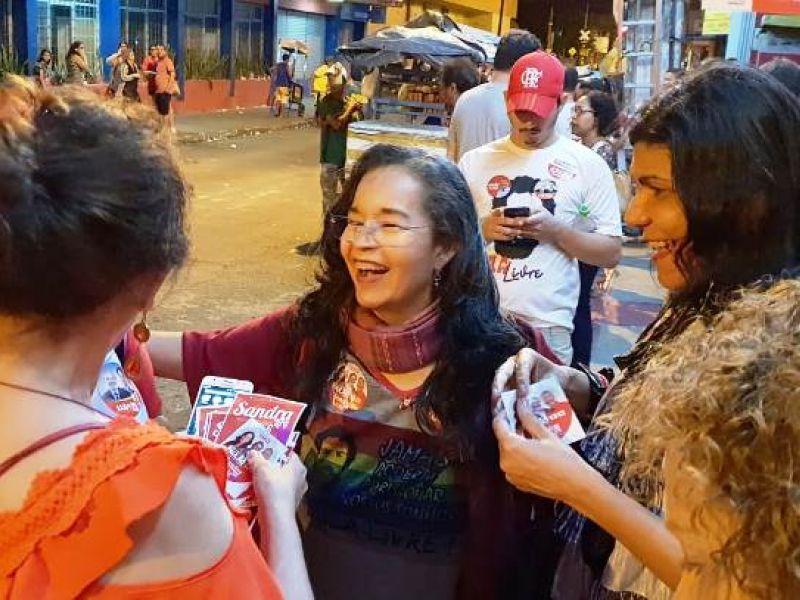 Candidata a estadual, Sandra Lira assume missão de lutar pela Educação em Alagoas