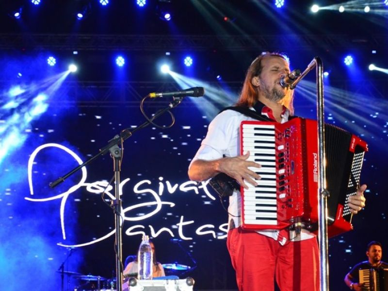 Dorgival Dantas, GD, Rosa Negra e Topadinho são algumas atrações da Agenda Cultural