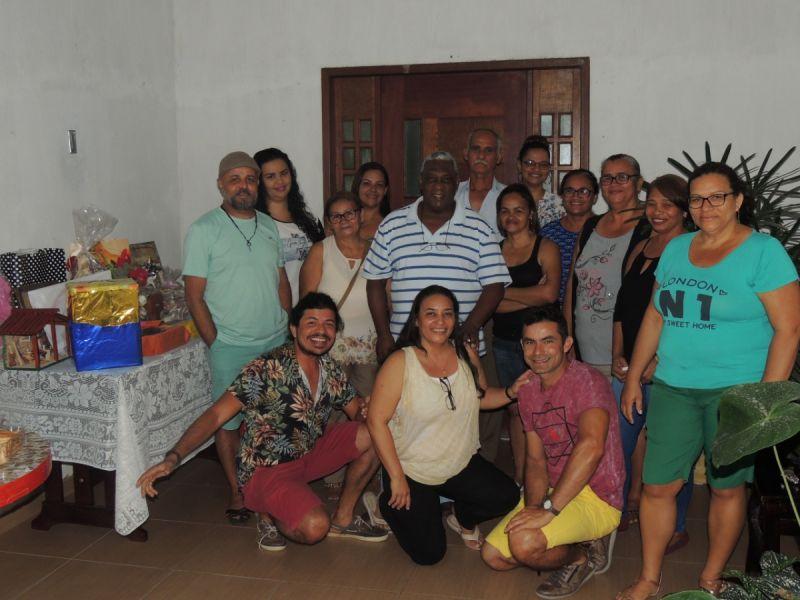 Artesãos ribeirinhos realizam sorteio de trabalhos artísticos exclusivos em Penedo