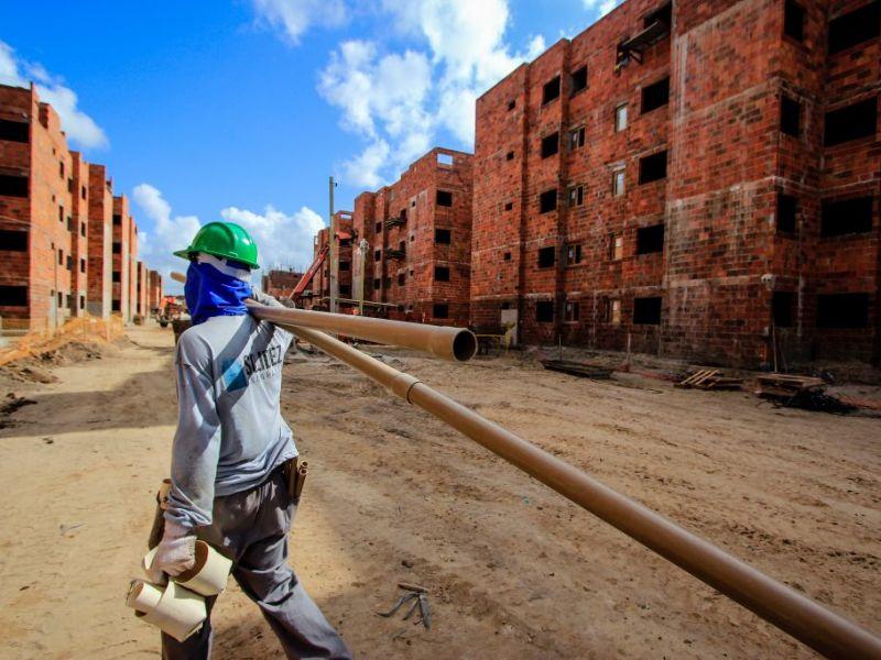 Obras de novos conjuntos habitacionais têm início em Maceió