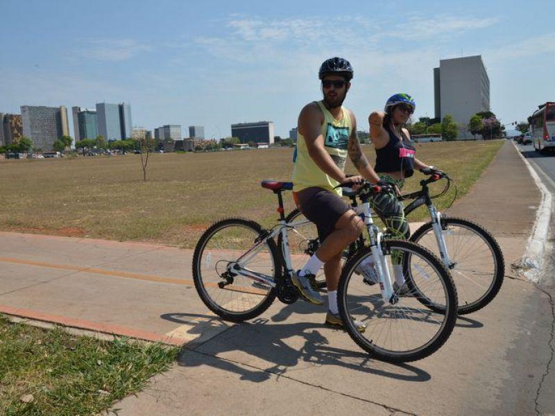 Programa do governo estimula uso da bicicleta no Brasil