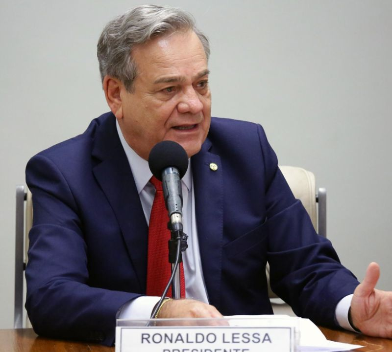 Deputado Ronaldo Lessa é absolvido da acusação de calúnia eleitoral
