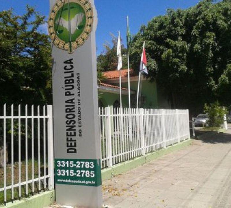 Defensoria divulga edital para estágio em Coruripe, Igreja Nova, Piaçabuçu e Porto Real