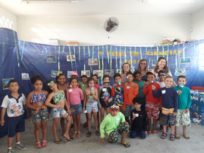 Hermílio de Freitas realiza feira de ciências com temática voltada ao meio ambiente