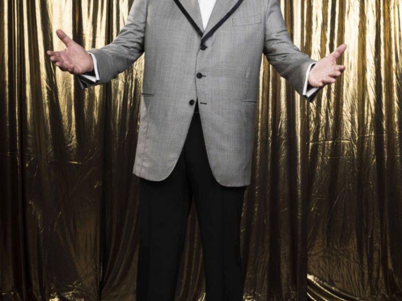 Aos 68, Faustão planeja mais 3 anos na TV e afasta aposentadoria: 'Não posso'