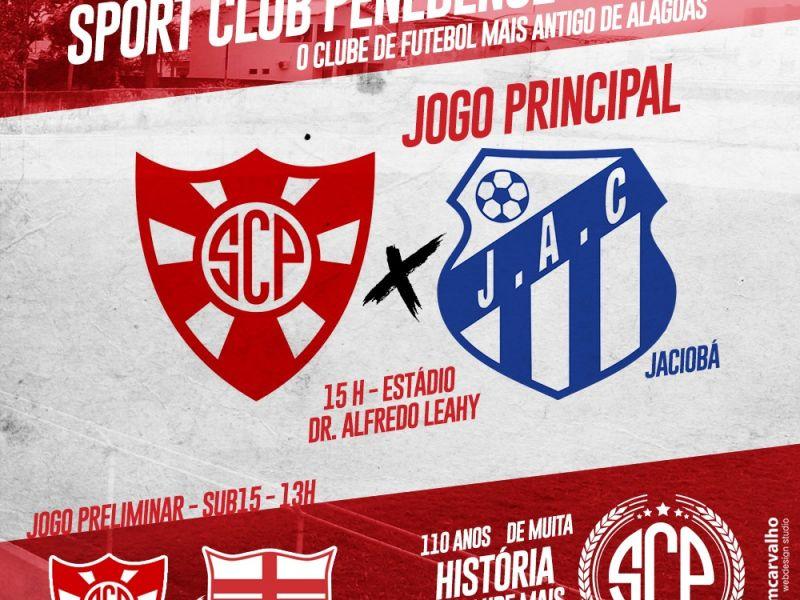 Sport Club Penedense entra em campo para comemorar 110 anos de existência