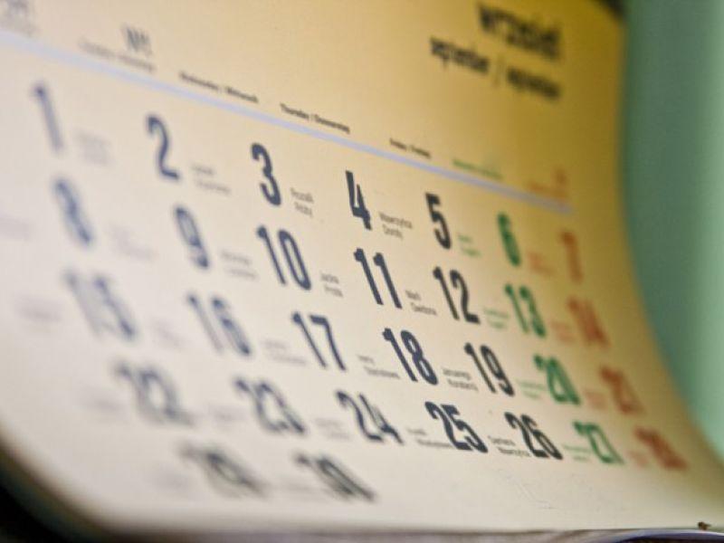 Confira todos os feriados e pontos facultativos nacionais e estaduais no ano de 2019