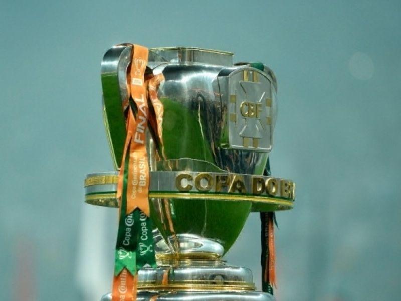 CBF divulga as datas e os horários dos jogos da Copa do Brasil