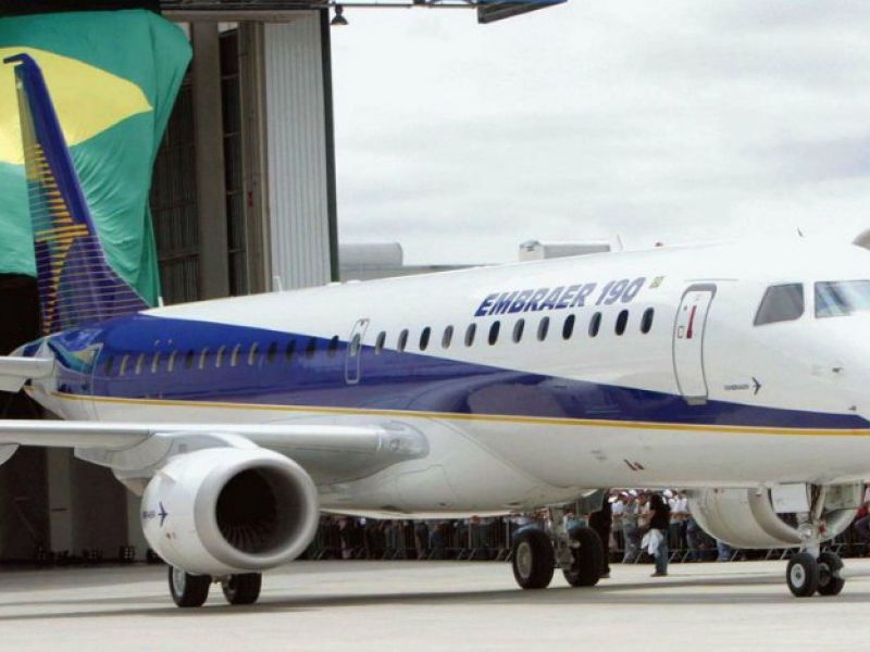 Conselho da Embraer ratifica acordo com norte-americana Boeing