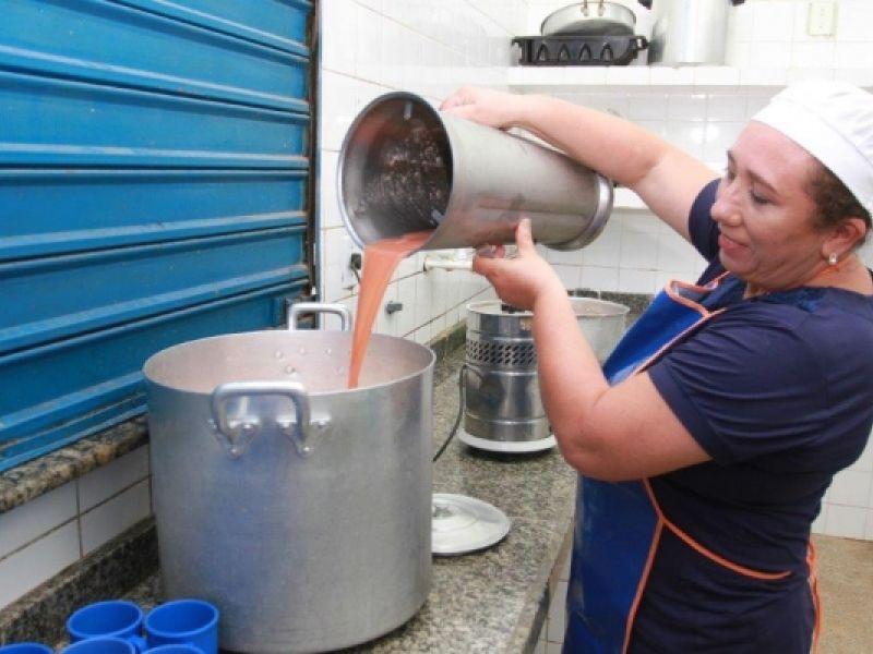 Seduc promove seleção para serviços de manutenção escolar e preparo de alimentos