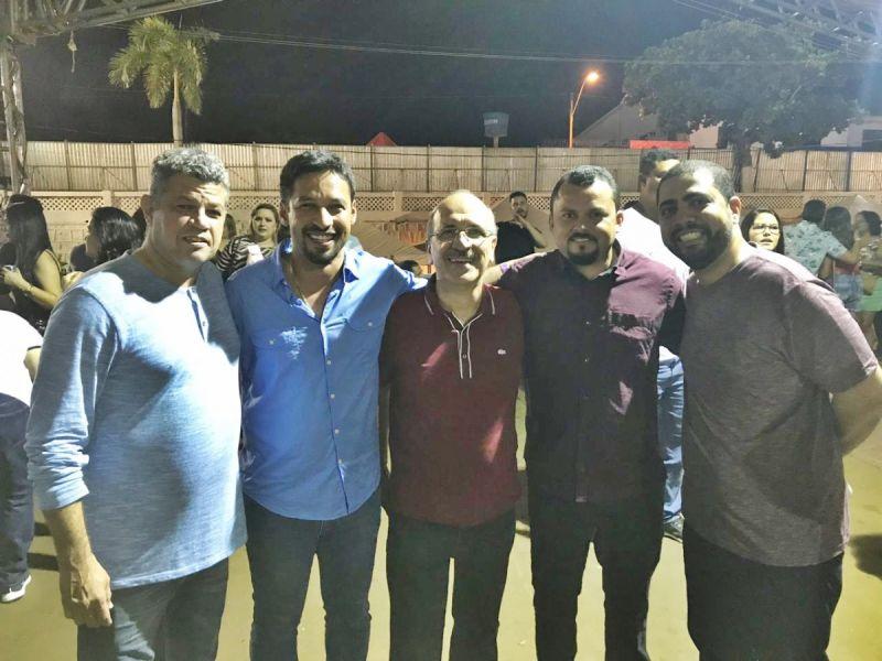Presente a festa de Bom Jesus, Rodrigo Cunha reafirma interesse de trabalhar por Penedo