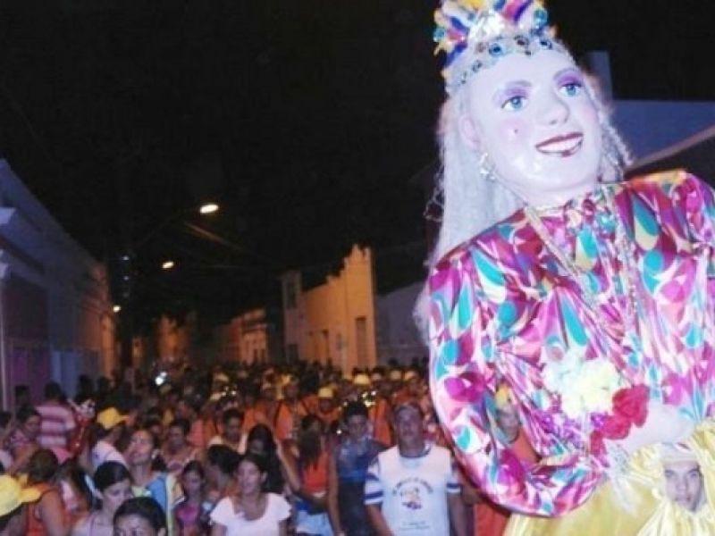 De 02 a 24 de fevereiro, prévias carnavalescas devem movimentar o município de Penedo
