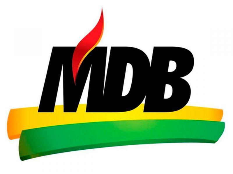 MDB convoca filiados com direito a voto para Convenção Municipal em Penedo