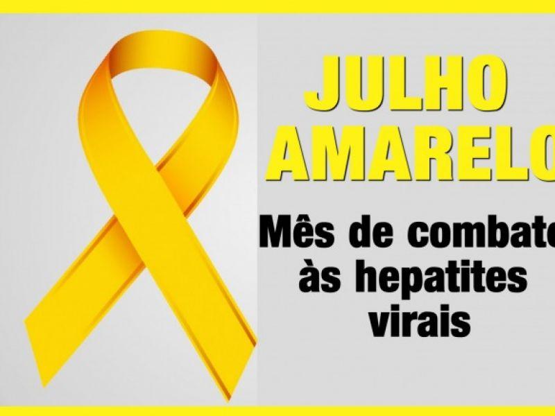 Lei institui Julho Amarelo para combater às hepatites virais em todo território nacional