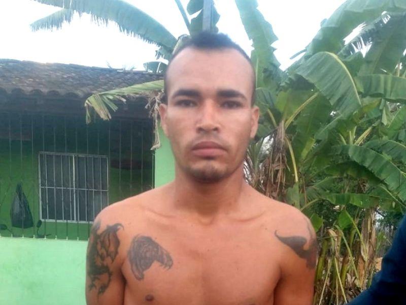 """Polícia prende suspeito de tentativas de homicídios e receptação em """"Carrapicho"""""""